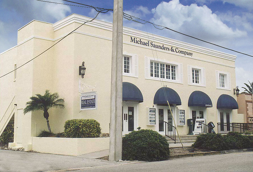 Venice Real Estate Office for Michael Saunders & Company
